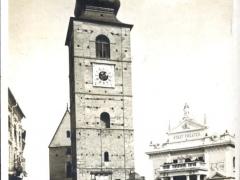 Pettau Stadtturm u Theater
