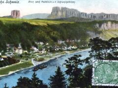 Postelwitz u Schrammsteine