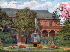 Prag Belvedere