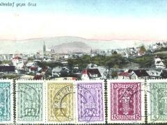 Waltendorf gegen Graz