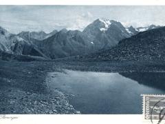 Weltferne Flut Oberberger See