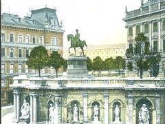 Wien Albrecht Monument