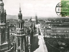 Wien Blick vom Rathausturm