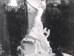 Wien Brucknerdenkmal im Stadtpark