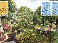 Wien Burggarten