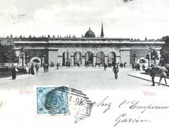 Wien Burgthor