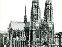 Wien Votivkirche Probst Pfarrkirche zum göttlichen Heiland