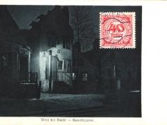Wien bei Nacht Kaunitzgasse