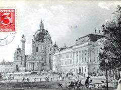 Wien die Karlskirche
