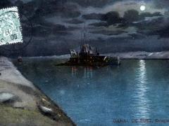 Canal de Suez Drague