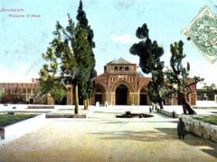 Jerusalem Mosquee El Aksa