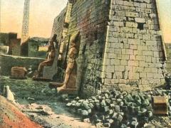 Luxor Phylon and Obelisk