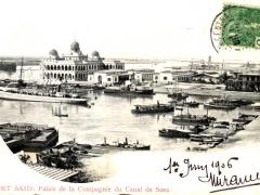 Palais de la Compagnie du Canal de Suez