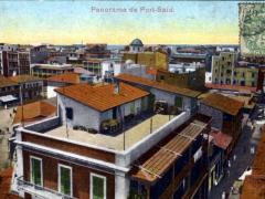 Port Said Panorama