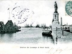 Statue-de-Lesseps
