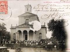 St Denis La Cathedrale