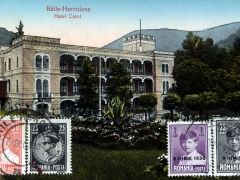 Baile Herculane Hotel Carol