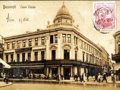 Bucuresti Casa Caspa