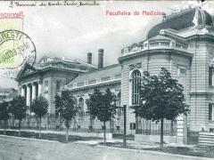 Bucuresti Facultatea de Medicina
