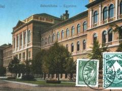 Cluj Universitatea Egyetem