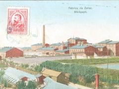 Fabrica de Zahar Marasesti