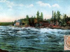 Fluss Fabrik
