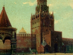 Moskau Porte Spasskija