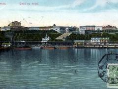 Odessa Vue vers la mer