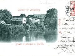Souvenir de Tomaschoff Palais et fabrique C Bartke