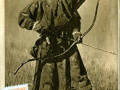 mongolischer Soldat