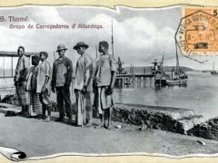 Grupo de Carregadores d' Alfandega