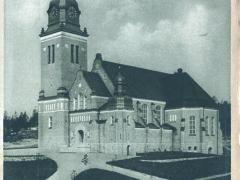 Örnsköldsvik Kyrkan