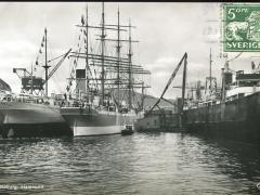 Göteborg Hamnbild