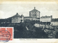 Göteburg Skansen Kronan