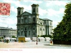 Karlskrona Fredrikskyrkan