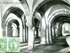 Lund Domkyrkan Kryptan