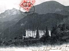 Aigle Grand Hotel