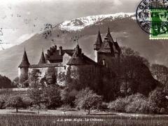 Aigle Le Chateau