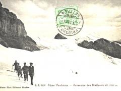 Alpes Vaudioses Ascension des Diablerets
