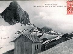 Cabane Rambert Trete de Sailles et Petit Muveran