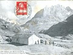Cabane de Barberine