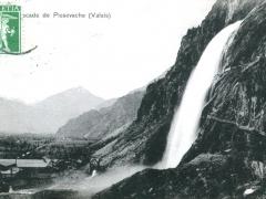 Cascade de Pissevache Valais