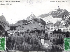 Caux et Grand Hotel
