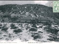 Chalet de la Dole Jura