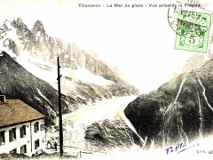 Chamonix La Mer de glace