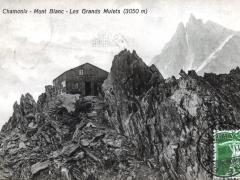 Chamonix Mont Blanc Les Grands Mulets
