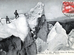 Chamonix Seracs du Mont Blanc