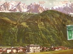Chamonix et les Aiguilles
