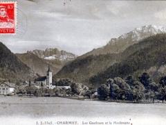 Charmey Les Gastlosen et la Hochmatte