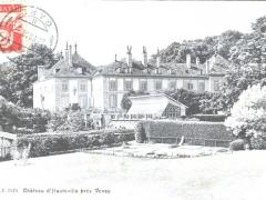 Chateau d'Hauteville pres Vevey